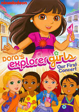 Dora The Explorer: Dora's Explorer Girls  DVD