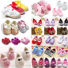 Floral Baby Toddler Shoes Kids Girls Princess Summer Prewalker Outdoor Sandals