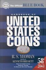 2001 Handbook of US Coins, 58th Edition Yeoman, R. S., Yeoman, R.S. Paperback