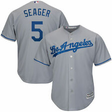 Corey Seager Majestic Los Angeles Dodgers Baseball Jersey - MLB