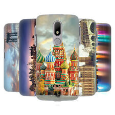 HEAD CASE DESIGNS CITY SKYLINES HARD BACK CASE FOR MOTOROLA MOTO M