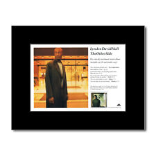LYNDEN DAVID HALL - The Other Side Mini Poster