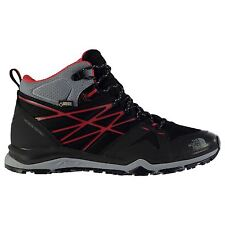 The North Face Mens Hedgehog GTX Mid Walking Shoes Lace Up Waterproof Breathable