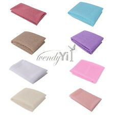 Newborn Lace Hollow Out Stretch Wrap Baby Photo Photography Prop Cloth Backdrop