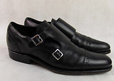 Charles Tyrwhitt Double Buckle Monk Formal Shoes UK 7