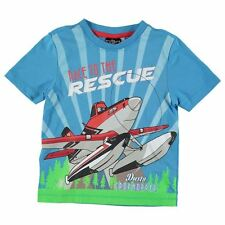 Character Kids Infant Boys Short Sleeve T Shirt Tee Top Crew Neck Clothing