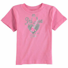 Boston Red Sox Majestic MLB Infant Girls Autograph Stt T-Shirt