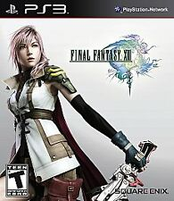 Final Fantasy XIII (Sony PlayStation 3, 2010)13 *Complete*Greatest Hits