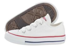 Converse Chuck Taylor All Star OX 7J256 White Shoes Medium Infant / Toddler