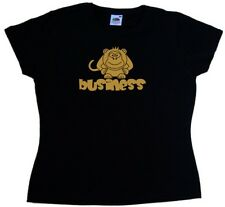Monkey Business Funny Ladies T-Shirt