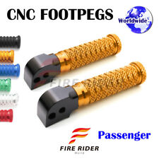 FRW CNC 6Color Rear Footpegs For Ducati Monster S4RS 06-08 06 07 08