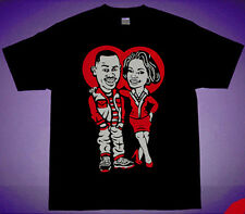 New1 11 air bred Martin Gina tshirt  jordan xi cajmear low tv show  72-10 M L 2X