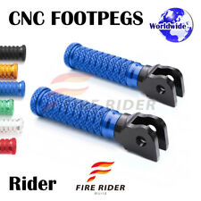 FRW CNC 6Color Front Footpegs For Yamaha YZF R1 00-14 01 02 03 04 05 06 07 08 09