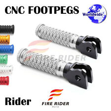 FRW CNC 6Color Front Footpegs For Ducati Monster S4RS 06-08 06 07 08