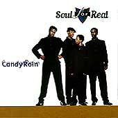 Candy Rain Soul For Real Audio CD