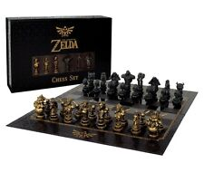 Legend of Zelda Collectors Edition Chess Set Board Game New Factory Sealed