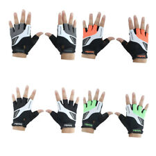 BOODUN Authorized Weight Cycling Lifting Nonslip Fitness Half Finger Gloves Pair