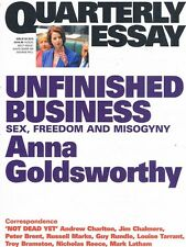 Quarterly Essay Issue 50 by Goldsworthy Anna - Book - Soft Cover