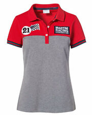 Porsche Driver's Selection MARTINI RACING Collection Women's Polo Shirt (2017)