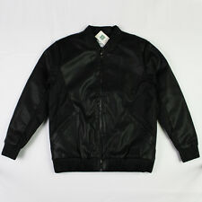 Crooks & Castles The Maximos Woven Jacket in Black - 2XL CROOKS - FREE SHIPPING