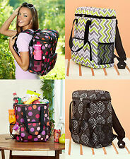 Oversized Insulated Cooler Backpack Bag Portable Picnic Hiking Camping Beach