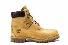 TIMBERLAND Mens Boots AF 6-INCH ANNIVERSARY Waterproof WHEAT Leather Shoes 27092