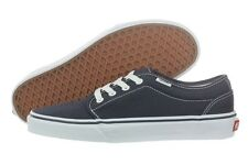 Vans 106 Vulcanized VN-099ZNVY Navy Canvas Authentic Shoes Medium (D, M) Men
