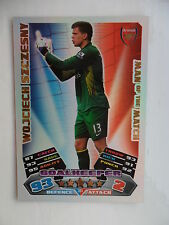 Match attax 2011 2012 (Black backs) Man of the match cards teams A-M.