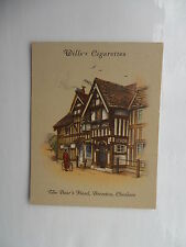 Wills' Old inns 2nd series cards 1939 (Large)-choose the ones you need.