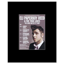 ELI PAPERBOY REED - The Come and Get it Tour Mini Po...