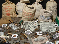 ☆OLD US COINS ESTATE SALE LOT  ☆ GOLD SILVER BULLION☆ CURRENCY☆ 50 YEARS OLD+E