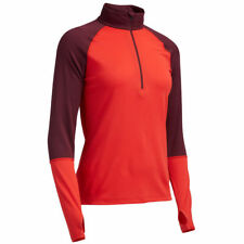EMS Women's Techwick Midweight 1/4 Zip Baselayer