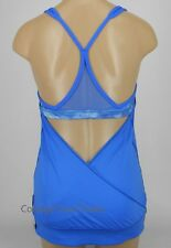 NEW LULULEMON Minimalist Tank Top 4 6 8 Pipe Dream Blue Mini Tidal Trip NWT