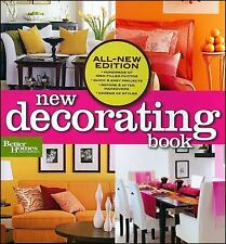 New Decorating Book (Better Homes and Gardens Home) Better Homes and Gardens Pa