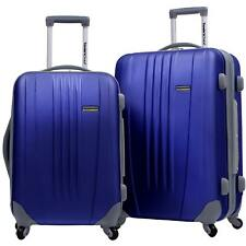 Traveler's Choice Toronto 2-piece Hardside Expandable Checked/Carry On Luggage