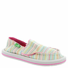 Sanuk Donna Girls' Toddler-Youth Slip On