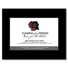 FUNERAL FOR A FRIEND - Roses For The Dead Mini Poster