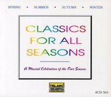 Various - Classics For All Seasons NEW CD
