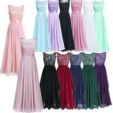 Women's Formal Part Prom Gown Bridesmaid Wedding Pageant Evening Cocktail Dress