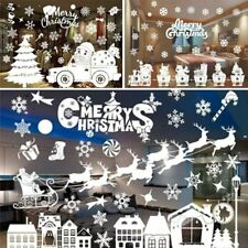 Removable Merry Christmas Party Wall Window Sticker Decal Mural Home Room Decor