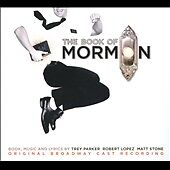 The Book of Mormon [Original Broadway Cast] by Josh Gad CD NEW SEALED