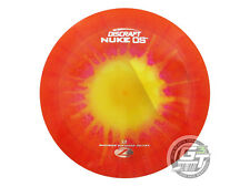 NEW Discraft Elite Z Nuke OS 173-174g Sunburst DYED K Distance Driver Golf Disc