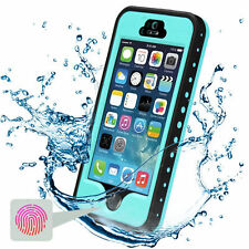 Swimming Waterproof Shockproof Proof Dirt Full Case Cover For Apple Iphone 5 5S