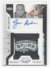 2010-11 Playoff Contenders Patches Rookie RC SP Auto Pick Any Complete Your Set