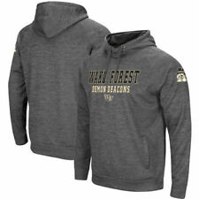Wake Forest Demon Deacons Performance Pullover Hoodie - Charcoal - NCAA