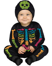 Baby Bones Little Tiny Skeleton Toddler Baby Halloween Costume