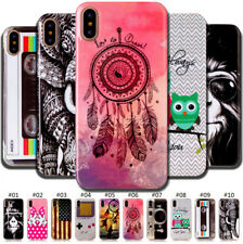Shockproof Skin Silicone Rubber TPU Protective Soft Case Back Cover For iPhone
