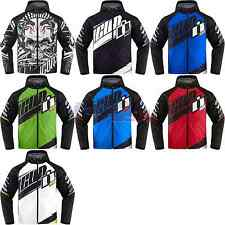 Icon Team Jacket Sport-Riding Textile Vented