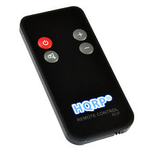 HQRP Remote Control for Bose Cinemate / Solo Series TV Speaker System Controller