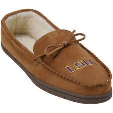 LSU Tigers Moccasin Slippers - NCAA